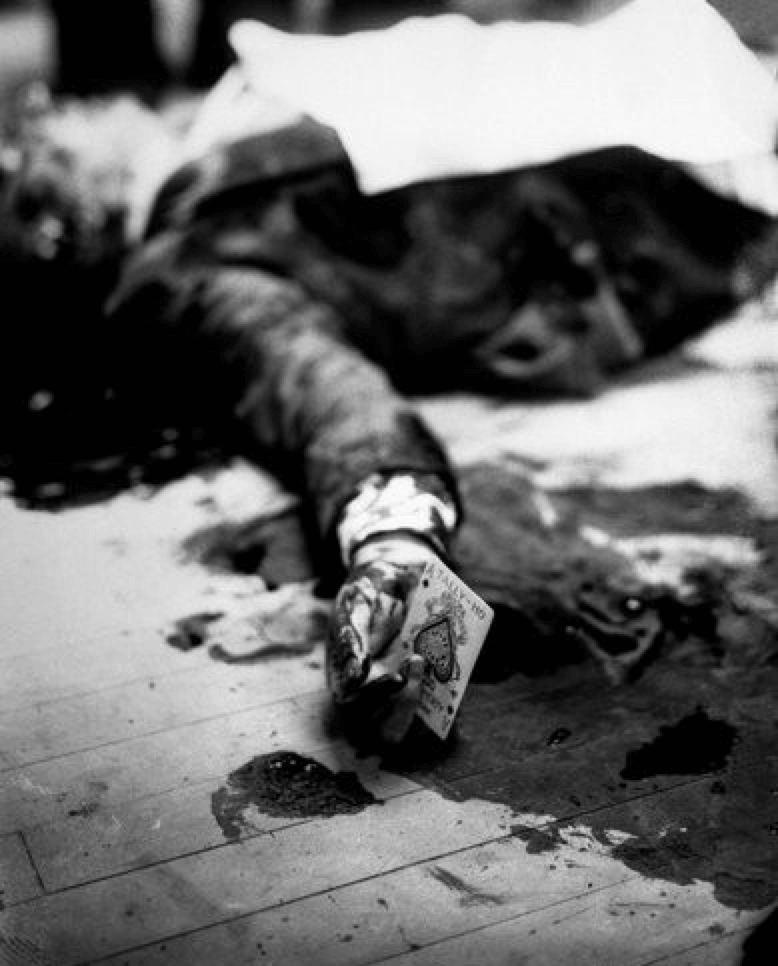 Joe Masseria - Joe Masseria Murder