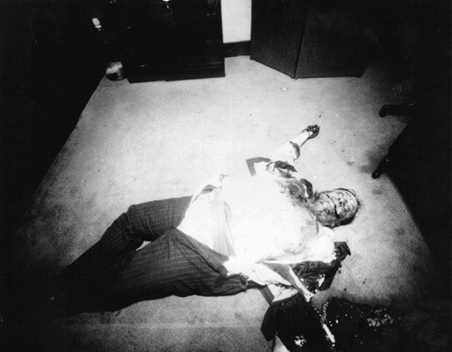 Lucky Luciano - Salvatore Maranzano Murder